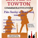 Battle of Towton Commemorative Event 2015